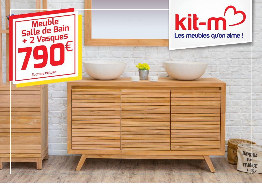 Lapub Re Promos De Kit M Destockage Meuble Salle De Bain