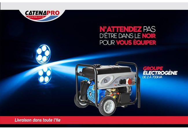 Lapubre Promos De Catena Groupe Electrogene Bricolage