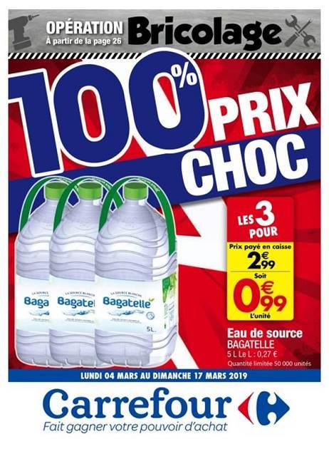 Lapubre Prospectus De Carrefour Prix Choc Réunion 974