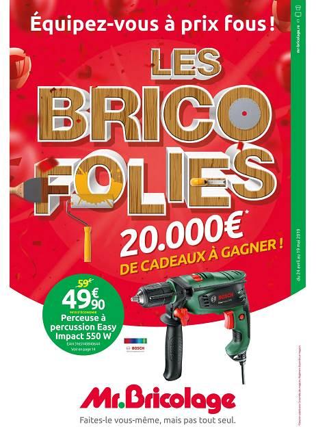 Lapubre Prospectus De Mr Bricolage Les Bricofolies