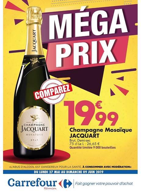 Lapubre Prospectus De Carrefour Mega Prix Réunion 974