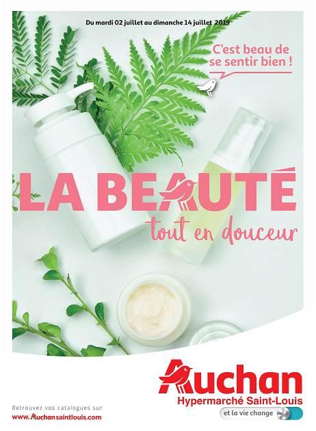 Lapubre Prospectus De Auchan St Louis La Beaute Tout En