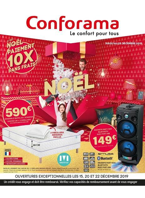 Lapubre Prospectus De Conforama Noel Comme Jamais