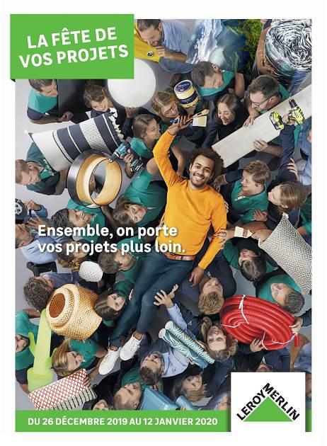Lapubre Prospectus De Leroy Merlin La Fete De Vos