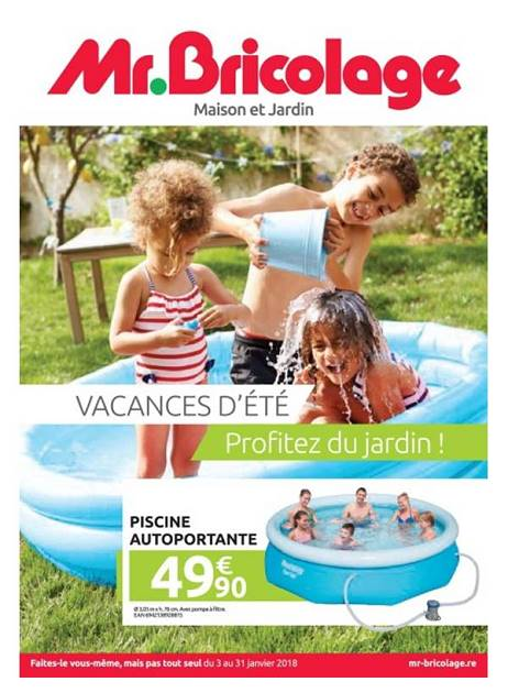 Lapubre Prospectus De Mr Bricolage Vacances D Ete