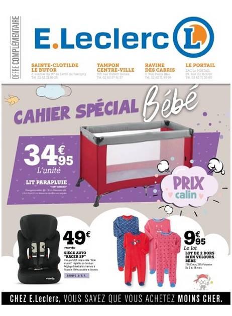 Lapubre Prospectus De E Leclerc Big Bang Anniversaire
