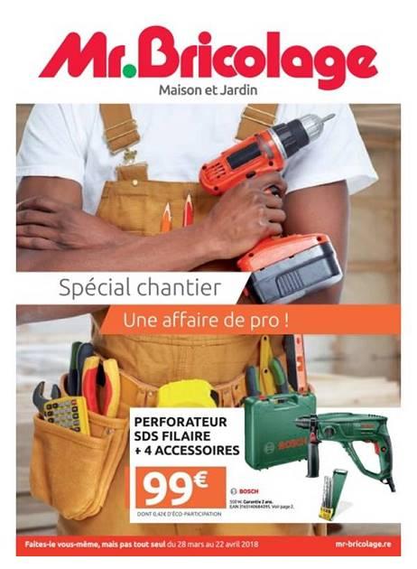 Lapubre Prospectus De Mr Bricolage Special Chantier
