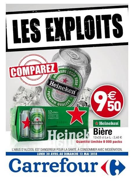 Lapubre Prospectus De Carrefour Les Exploits Réunion 974
