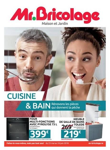 Lapub Re Prospectus De Mr Bricolage Cuisine Et Bain