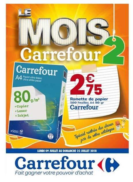 Lapubre Prospectus De Carrefour Le Mois Carrefour 2