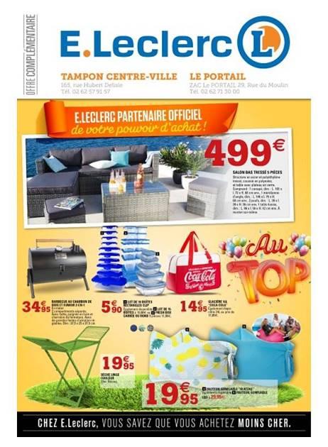 Lapubre Prospectus De E Leclerc Offre Complementaire