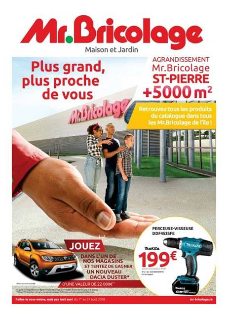 LAPUB.RE - PROSPECTUS DE MR BRICOLAGE - PLUS GRAND PLUS ...
