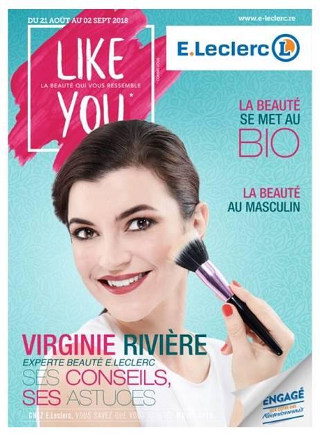 Lapubre Prospectus De E Leclerc La Beaute Se Met Au
