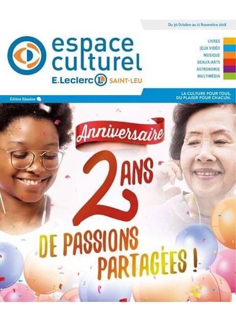 Lapubre Prospectus De E Leclerc Anniversaire 2 Ans De
