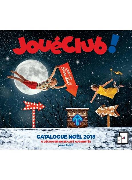 Lapubre Prospectus De Joue Club Reunion Catalogue Noel