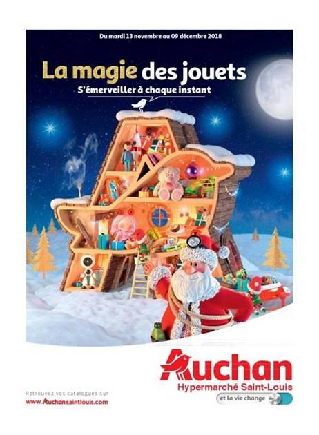 Lapubre Prospectus De Auchan St Louis La Magie Des